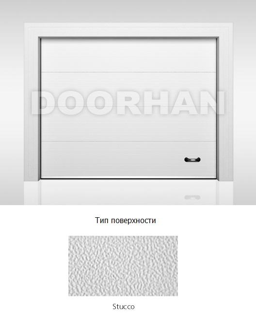 DoorHan (Дорхан) - Полотно из панелей «Волна»