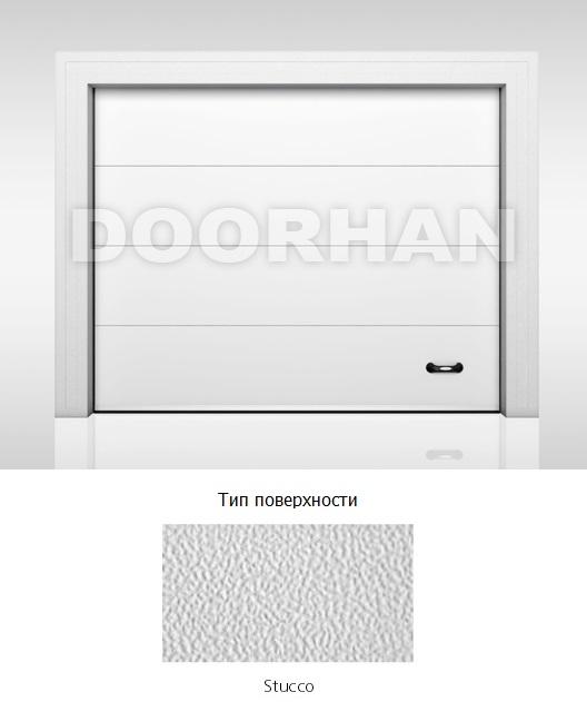 DoorHan (Дорхан) - Полотно из гладких панелей