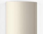 Для изготовления рольворот компания DoorHan предлагает 3 вида профилей – пенозаполненные неперфорированные, экструдированные сплошные и экструдированные с окошками. DoorHan (Дорхан) - Пенозаполненный профиль бежевый (RAL 1015)