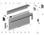 Воротные системы, промышленные ворота, рольворота и рулонные ворота, рольворота, конструкция выпускаемые компанией DoorHan (Дорхан)